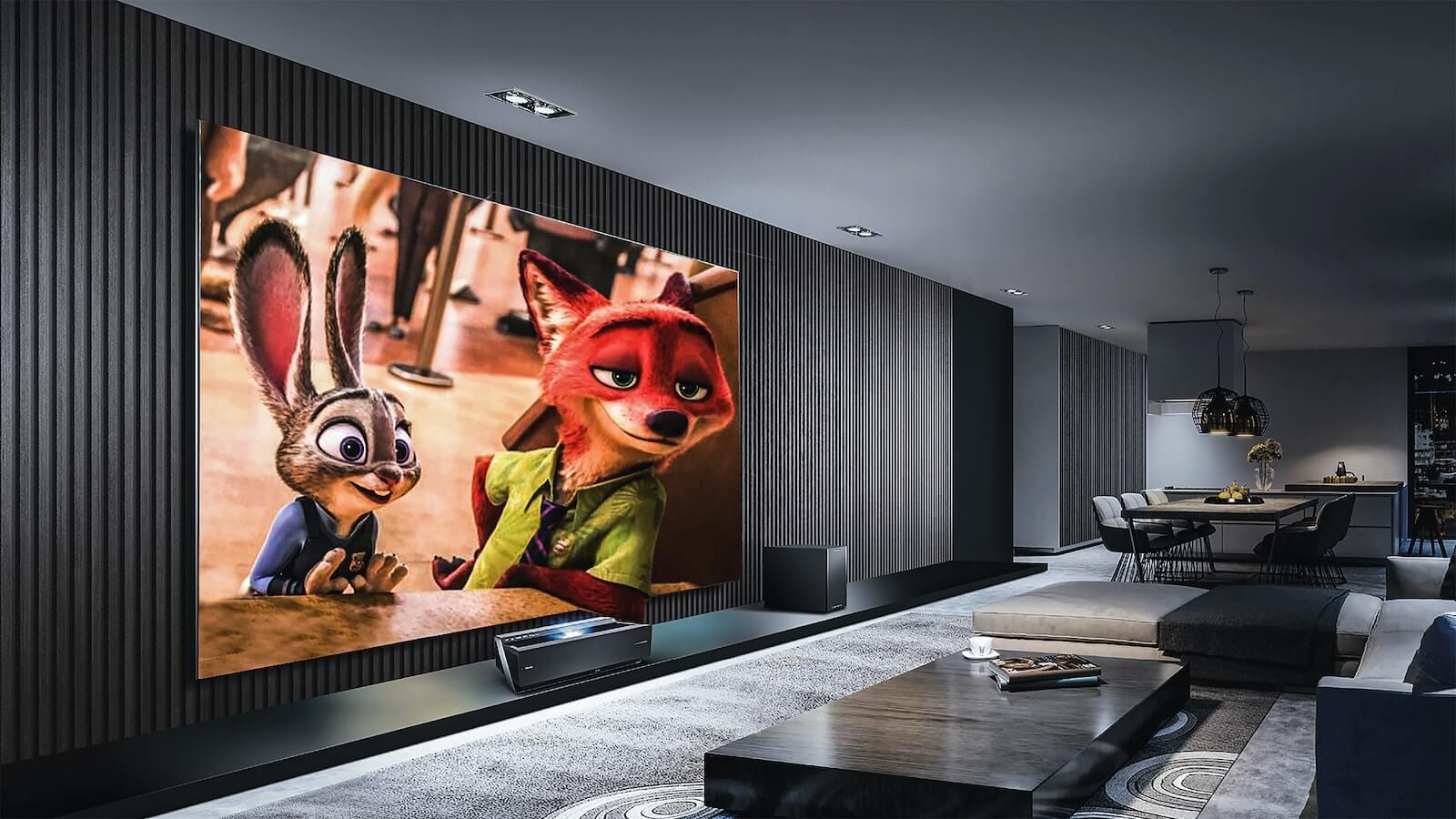 surround sound vs stereo - home theater