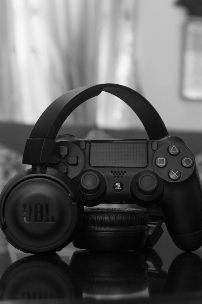 connect bluetooth headset to ps4