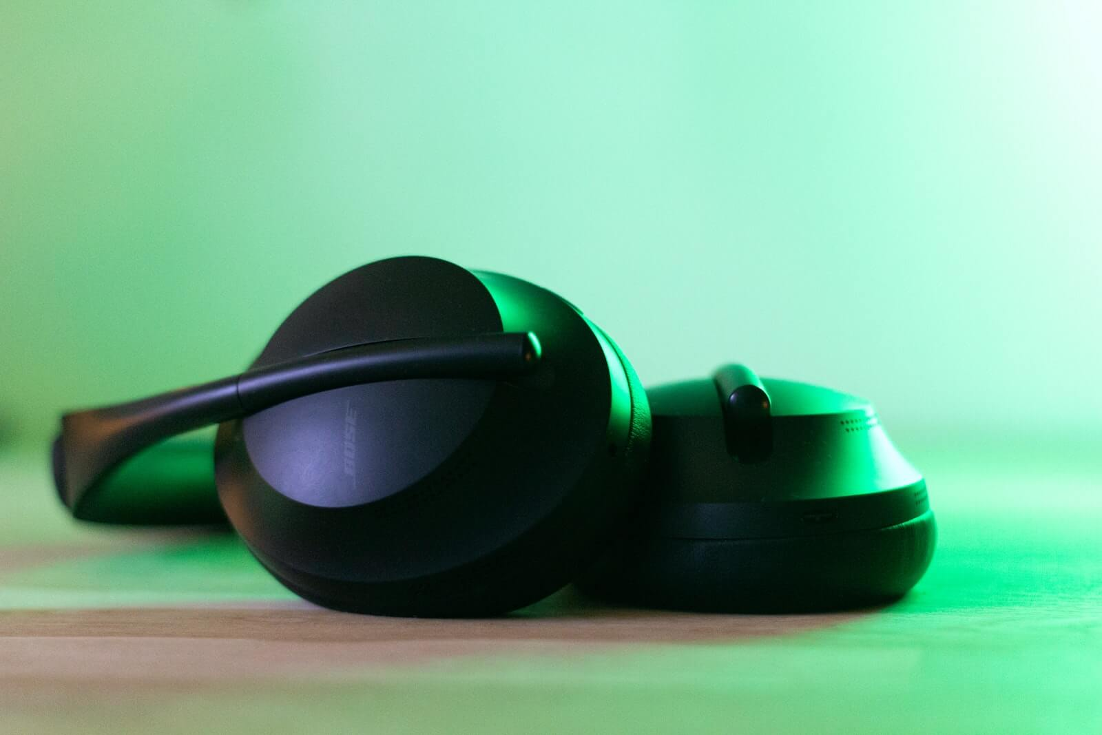 how to connect bose headphones to PC