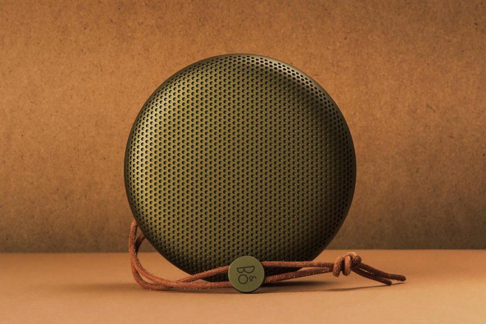 best speaker brands - band & olufsen