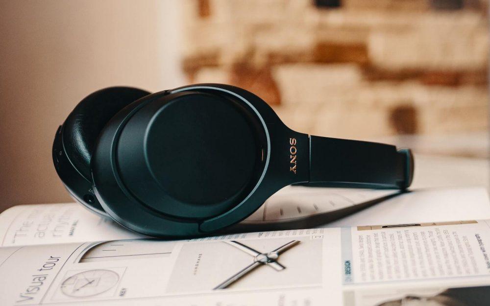 best headphone brands - sony