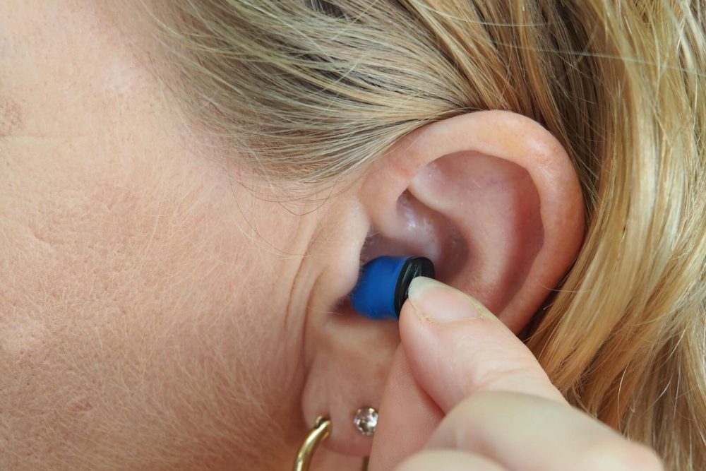 earbuds keep falling out - ear wax