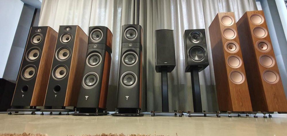 types of speakers - tower